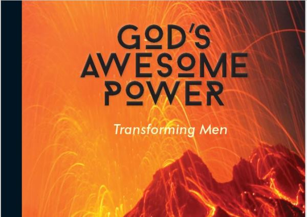 God's Awesome Power_FrontCover600x425