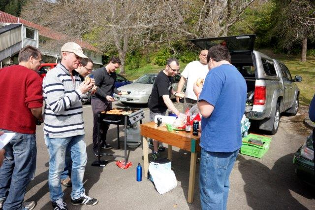 BBQ from Wellington Event 2014