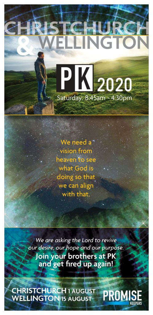 """""""We need a vision from heaven"""""""