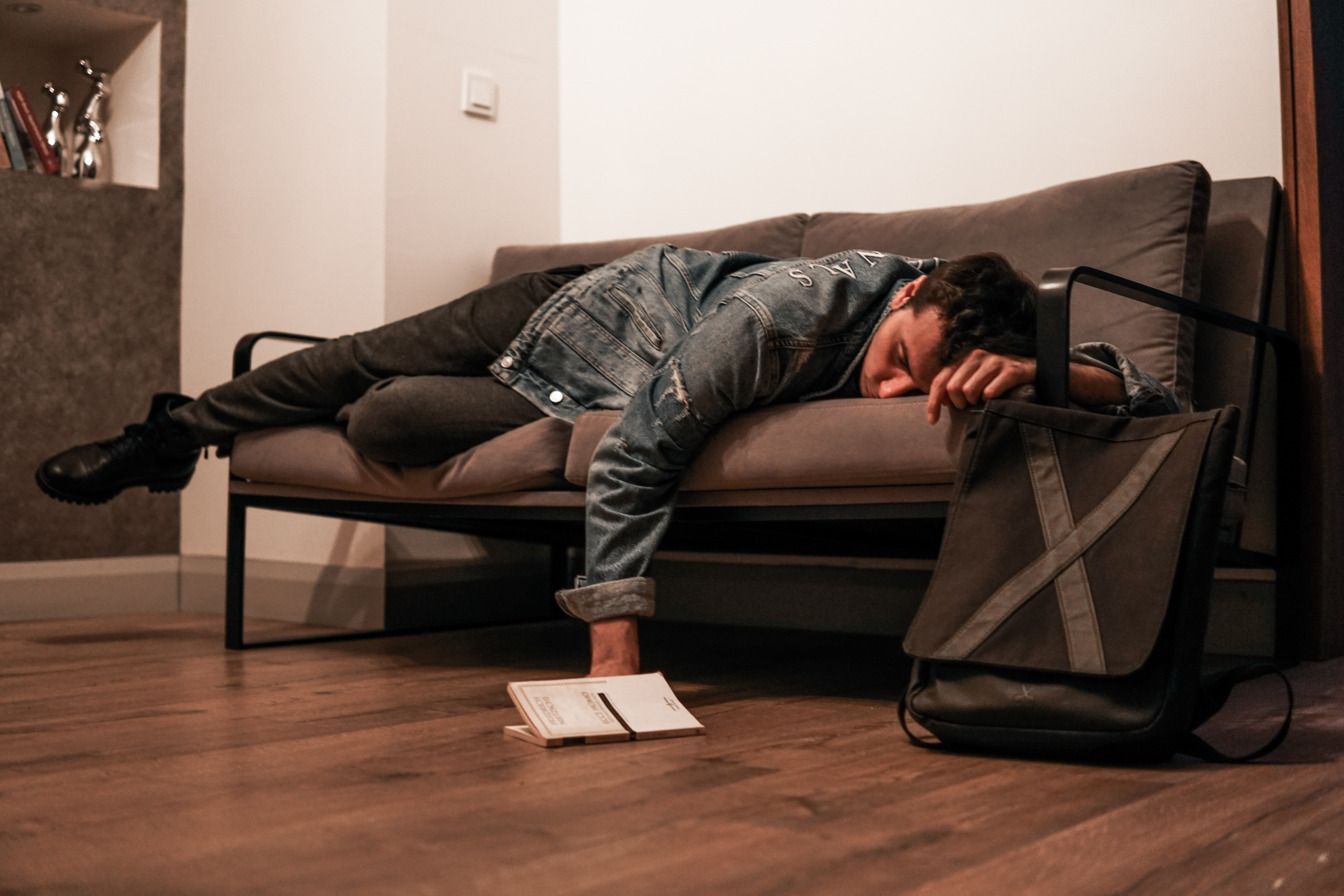 Poor sleep causes a rise in the hormone cortisol; cortisol has been found to suppress the immune system.