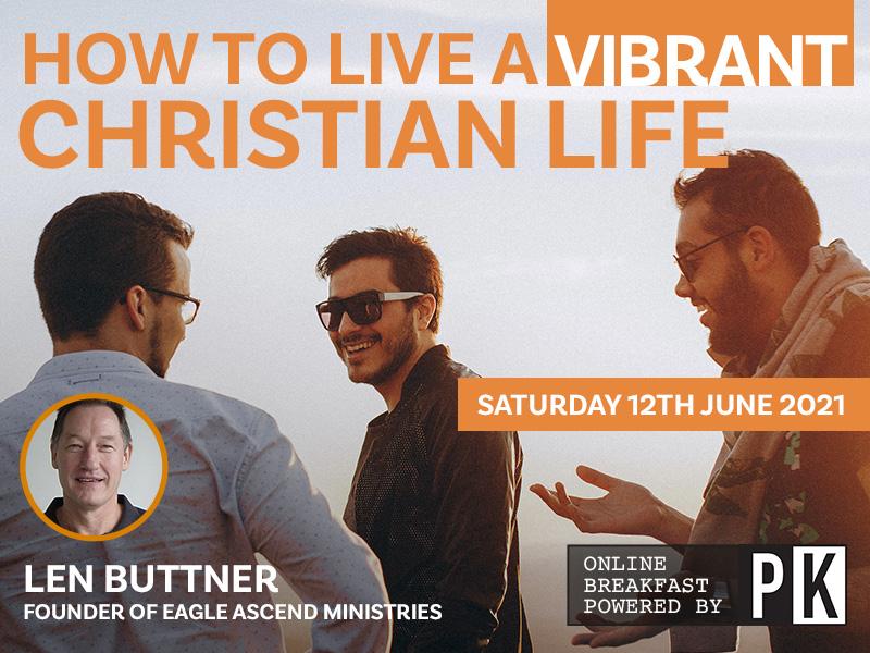 Online Event with Len Buttner
